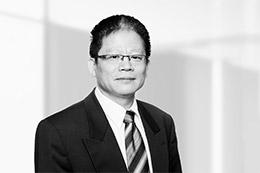 Portrait von Dr. Gang Zhang
