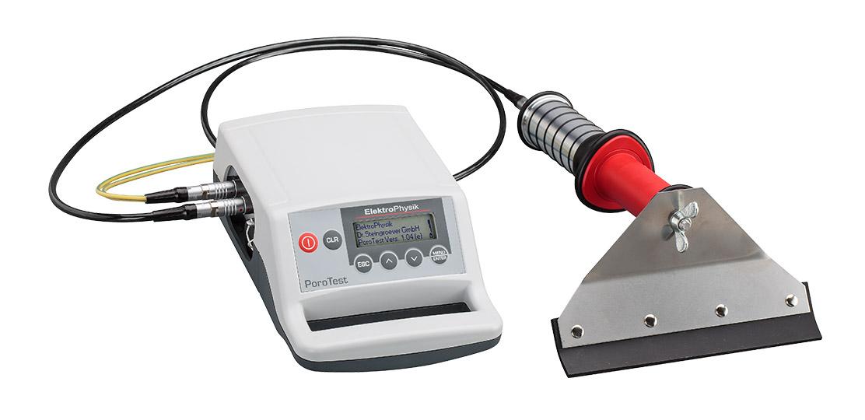 Pinhole detection - ElektroPhysik